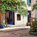Provence Antiques Poster by Michael Swanson