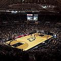 Purdue Boilermakers Mackey Arena Poster by Replay Photos