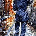 Rain day #20 Poster by Emerico Imre Toth