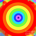 Rainbow Reality Poster by Mariola Bitner