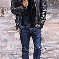 Rainy Day #23 Poster by Emerico Imre Toth