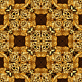 Rattlesnake Abstract 20130204p0 Print by Wingsdomain Art and Photography