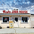 Red's Java House Print by Tim Fleming