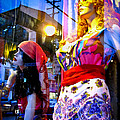 Reflections in the Life of a Mannequin Poster by Colleen Kammerer