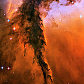 Release - Eagle Nebula 1 Poster by The  Vault - Jennifer Rondinelli Reilly