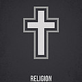Religion Print by Aged Pixel