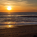 Rialto Beach sunset Print by Pierre Leclerc Photography