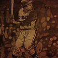 Roberto Clemente Poster by Christy Brammer