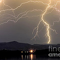 Rocky Mountain Thunderstorm  Print by James BO  Insogna