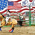RODEO Poster by Terry Cotton