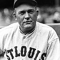 Rogers Hornsby Looking Focused Print by Retro Images Archive