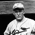 Rogers Hornsby Looking Into Camera Print by Retro Images Archive