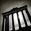 Roman Forum Print by Dave Bowman
