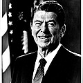 Ronald Reagan by Benjamin Yeager