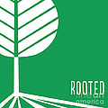 Rooted Print by Khristian Howell