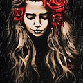 Roses are Red Poster by Sheena Pike