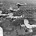 Royal Air Force Formation Print by Underwood Archives
