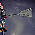 Rural America Windmill Poster by Tom Gari Gallery-Three-Photography