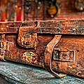 Rustic Trunk by Brett Engle
