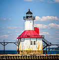 Saint Joseph Lighthouse Picture Poster by Paul Velgos