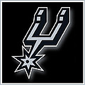San Antonio Spurs Print by Tony Rubino