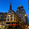 San Francisco - Chinatown 011 Print by Lance Vaughn