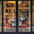 San Francisco Gumps Store Doors - 5D20585 Poster by Wingsdomain Art and Photography