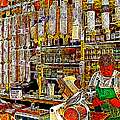 San Francisco North Beach Deli 20130505v1 Poster by Wingsdomain Art and Photography