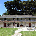 Sanchez Adobe Pacifica California 5D22644 Poster by Wingsdomain Art and Photography