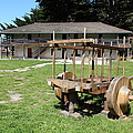Sanchez Adobe Pacifica California 5D22653 Poster by Wingsdomain Art and Photography