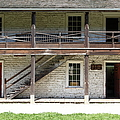 Sanchez Adobe Pacifica California 5D22655 Print by Wingsdomain Art and Photography