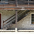 Sanchez Adobe Pacifica California 5D22656 Poster by Wingsdomain Art and Photography