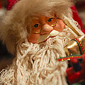 Santa Claus - Antique Ornament - 08 Poster by Jill Reger