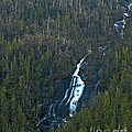 Scenic Waterfall Poster by Robert Bales