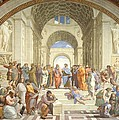 School of Athens Poster by Raphael