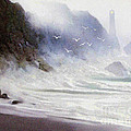 SEAWALL Poster by Robert Foster