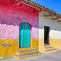 Seeing Pink In Latin America - Granada Print by Mark Tisdale
