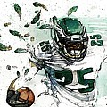 Shady McCoy Poster by Michael  Pattison