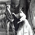 She then told him what Mr Darcy had voluntarily done for Lydia Print by William Greatbach
