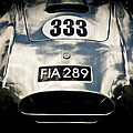 Shelby Cobra Poster by Phil 'motography' Clark