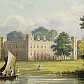 Sion House, From R. Ackermanns Print by John Gendall