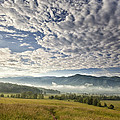 Smokies Cloudscape Poster by Andrew Soundarajan