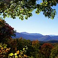 Smoky Mountains Print by Lena Auxier