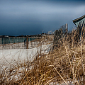 Solitude on the Cape Poster by Jeff Folger