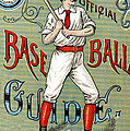Spalding Baseball Ad 1189 Poster by Unknown