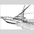 Sportfishing Yacht by Jack Pumphrey