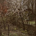 Spring Blossoms Poster by Henry Muhrmann