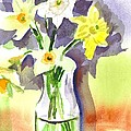 Spring Bouquet Poster by Kip DeVore