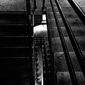 Stairwell Print by Bob Orsillo