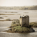 Stalker Castle vintage by Jane Rix